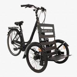 AddBike+ : Transformez facilement votre vélo en vélo triporteur