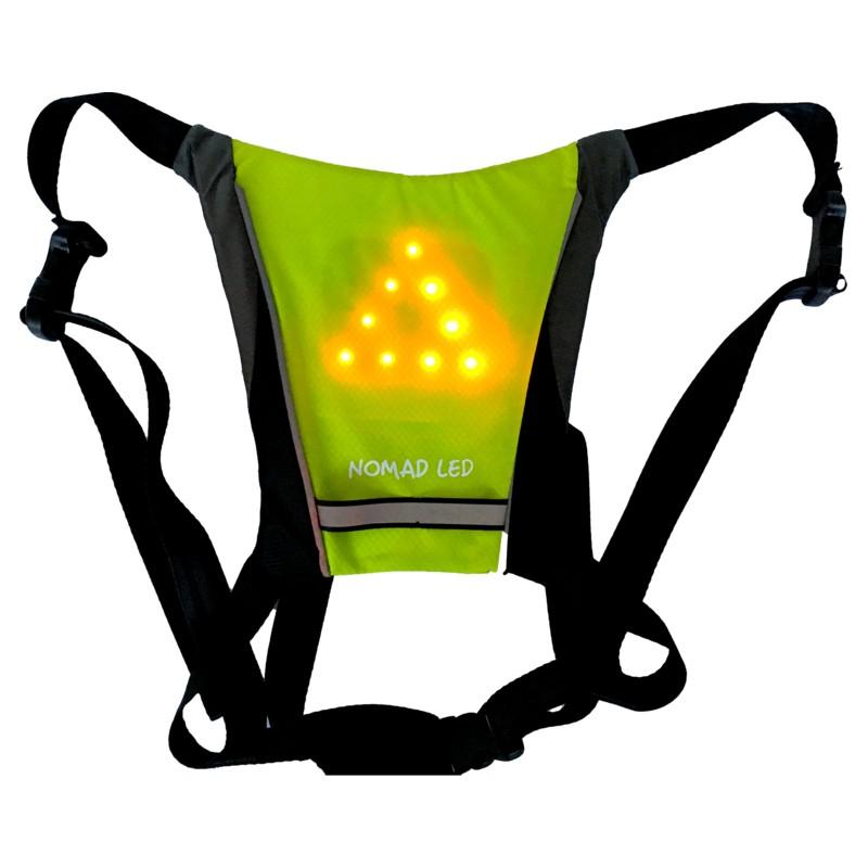 Gilet lumineux Nomad LED