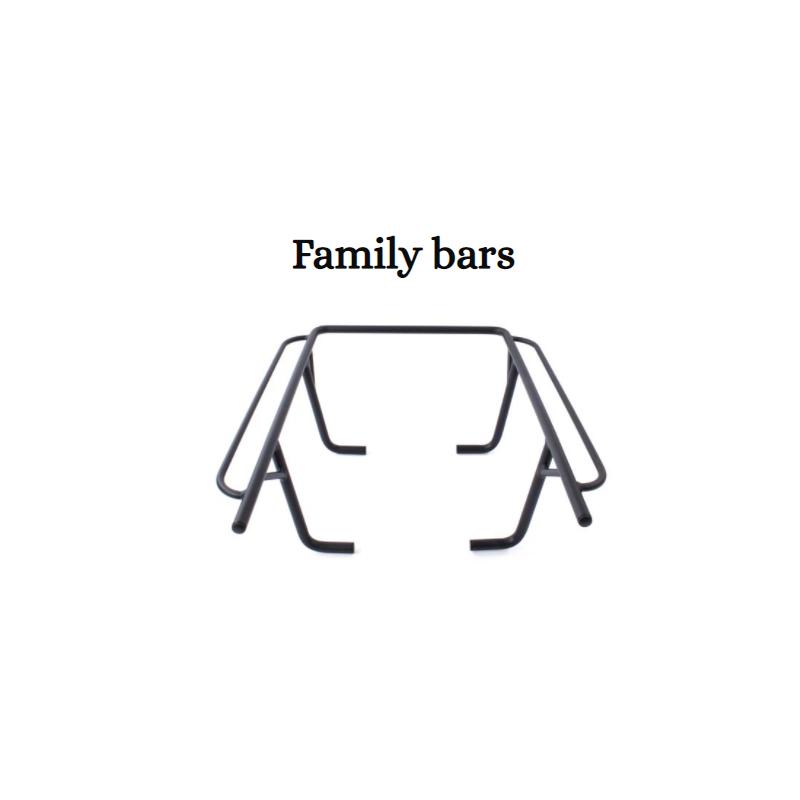 ACCESSOIRE CARGO O2FEEL FAMILY BAR