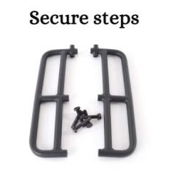 ACCESSOIRE CARGO O2FEEL SECURE STEPS
