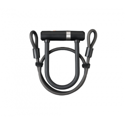 AXA Newton Mini Pro + Cable 100/10 59502995SS