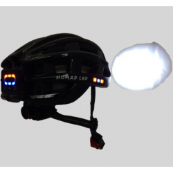 NOMAD LED Casque LED Noir