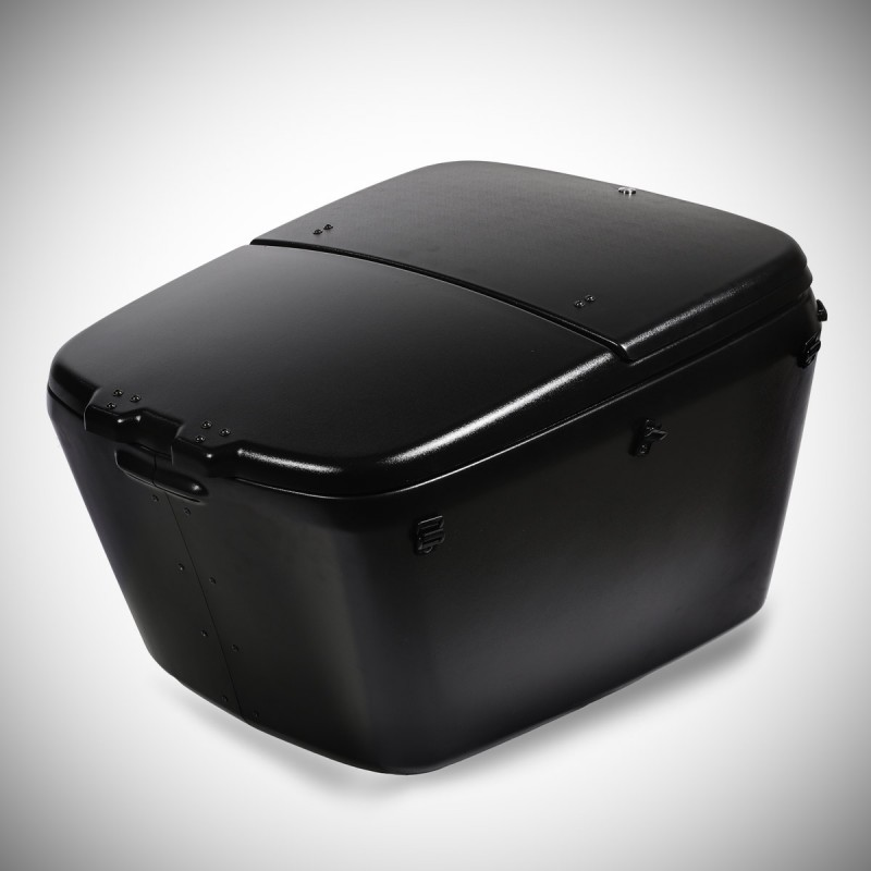Hard Top Black Box
