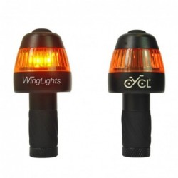 Winglights Clignotants vélo FIXED