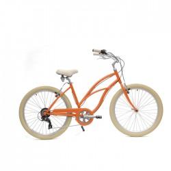 Coaster femme orange tangerine