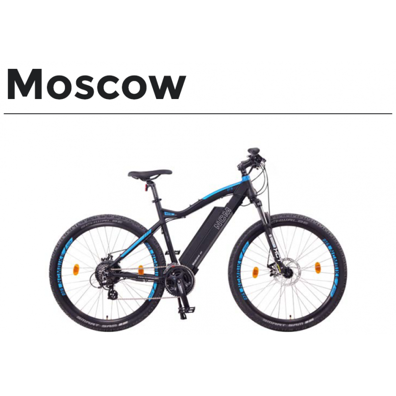 Moscow Plus - Batterie  768Wh