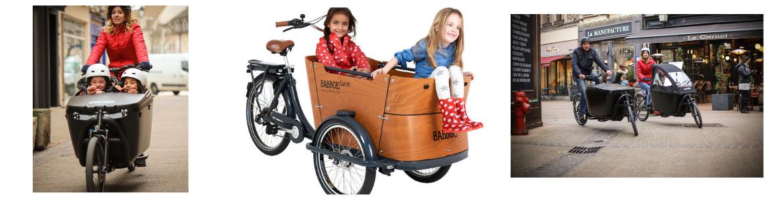 Vélos Cargos