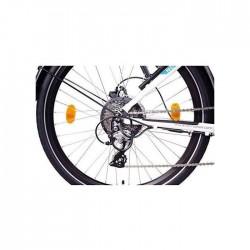 Milano Plus Vélo Electrique Trekking, 250W, Batterie 48V 16Ah 768Wh