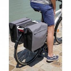 Sacoche arrière 2x23 L waterproof